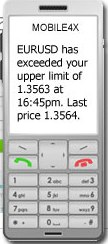 forex sms alerts mobile4x