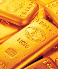 Euro-zone QE: How about buying Gold?