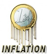 Inflation below 0.5% could force the ECB to act