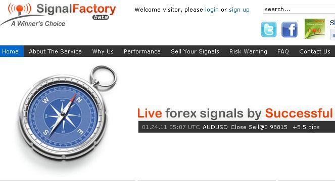 Forex signal factory twitter