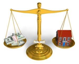 Real estate concept housing hpi