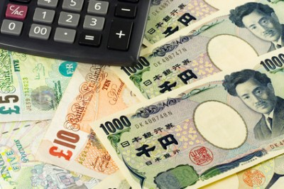 British and Japanese currency pair used in forex trading