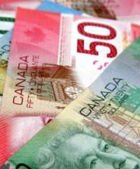 Canadian dollar lower on BOC statement, that mentions role of C$