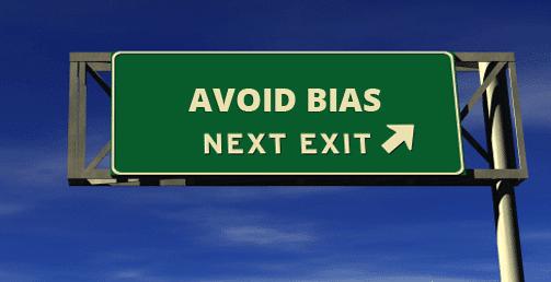 Avoid bias next exit