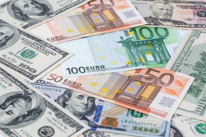 Forex crunch euro dollar