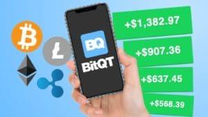 BitQT Mobile App