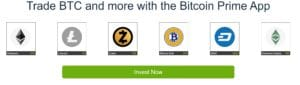 Bitcoin Prime Cryptocurrencies to Trade