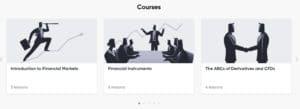 Capital.com Educational Courses