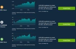 Change Bitcoin Profit Parameters