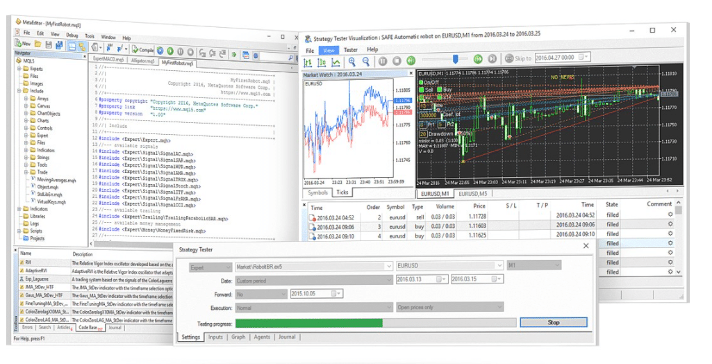 mt5 automated trading