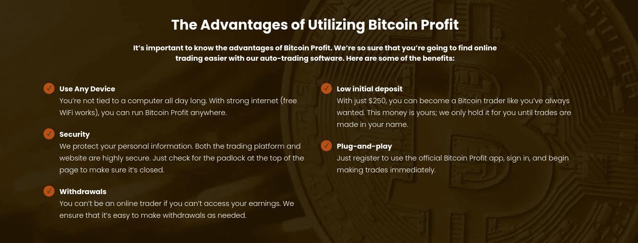 bitcoin Profit app reivew 2021
