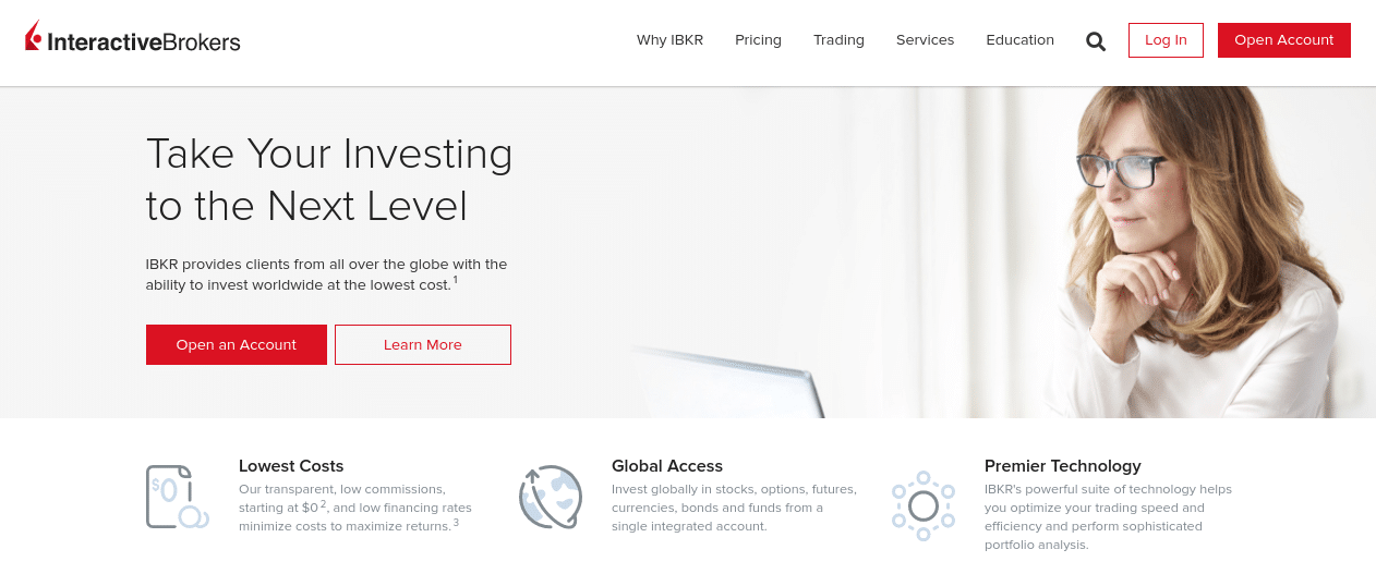 interactive brokers mutual funds