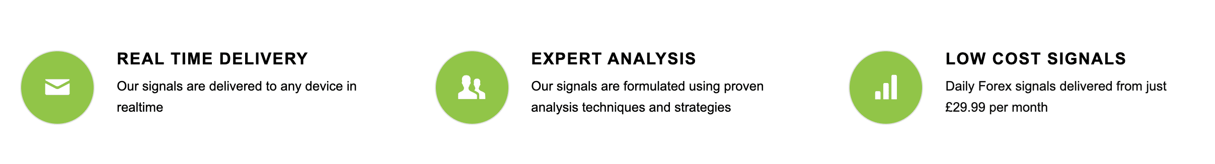 daily forex trading signals