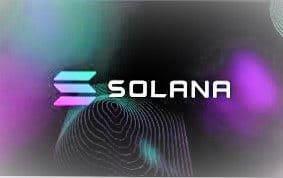 Solana price