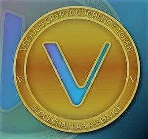 VeChain price Logo