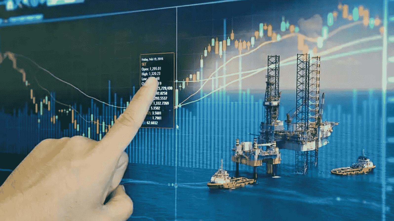 oil market trading oil profit