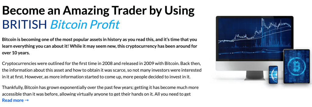 british bitcoin profit review - artificial intelligence trading software