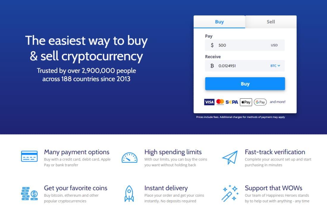 Coinmama cryptos