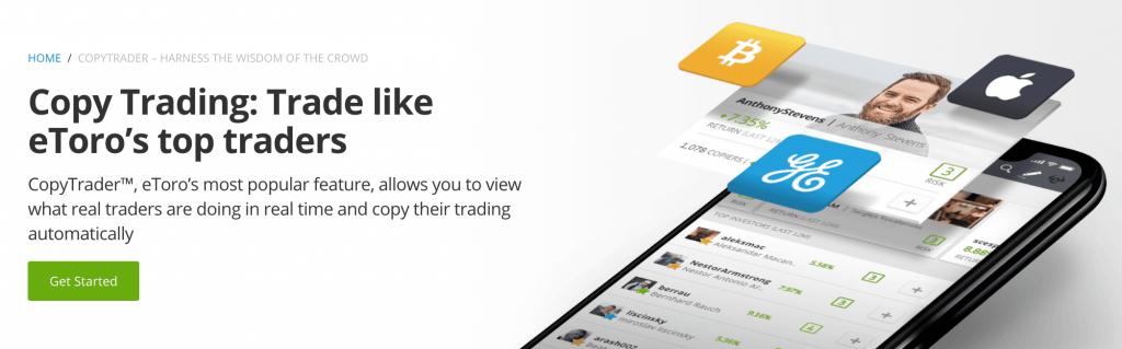 etoro copytrader - ai trading platform