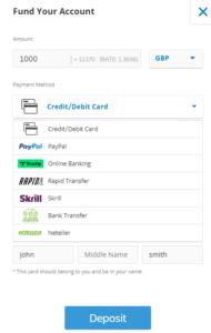 etoro deposit options