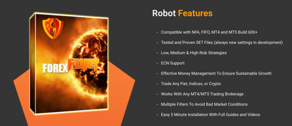 forex fury review - ai forex trading