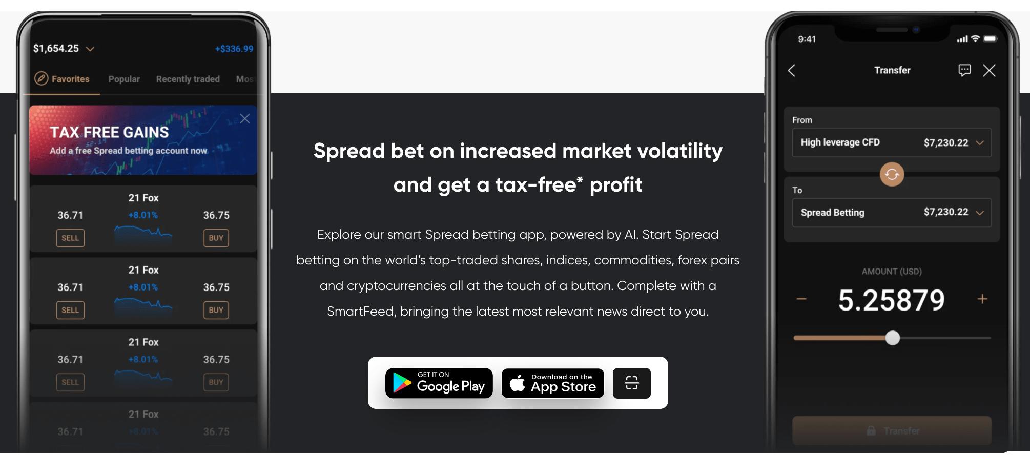 capital.com spread betting app