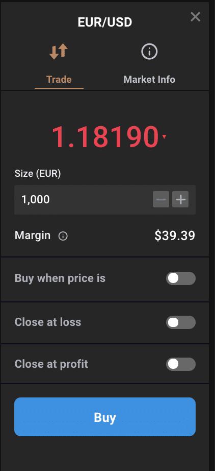 capital.com forex order box