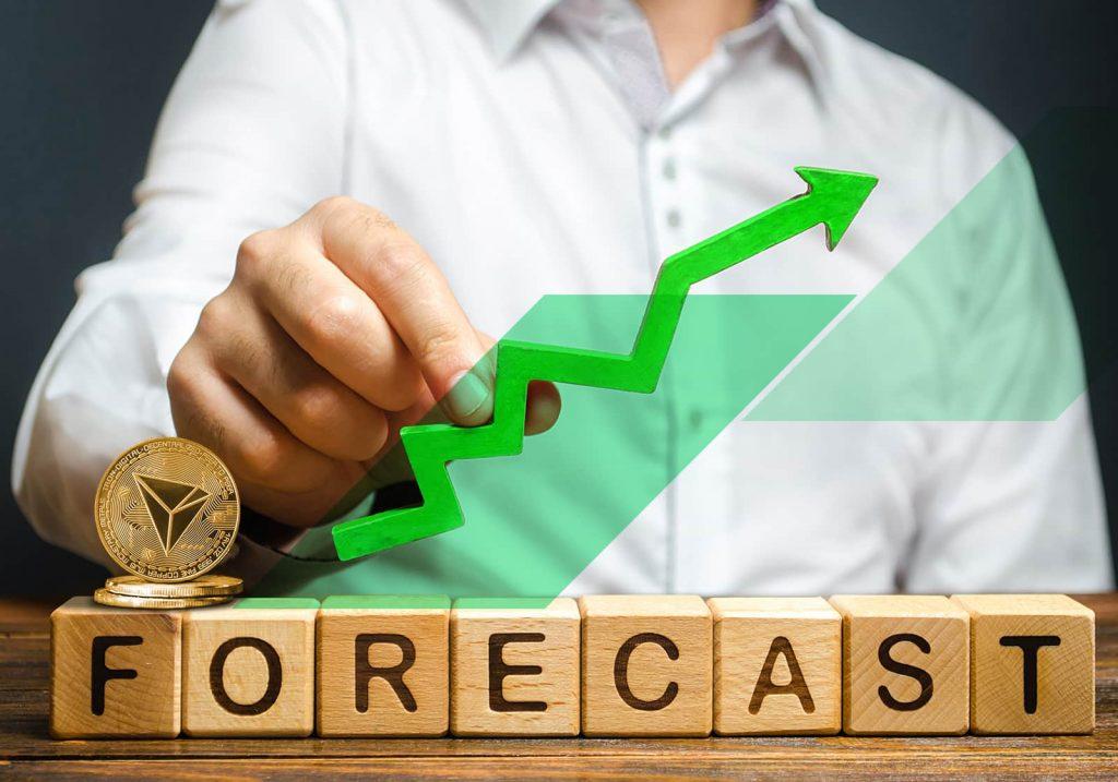 Long term price prediction TRX