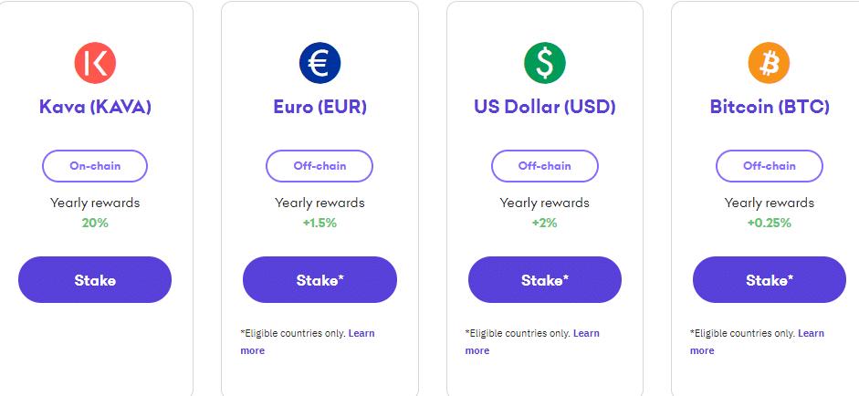 Bitcoin Staking