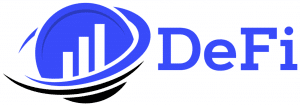 top 3 undervalued crypto - DeFi Coin logo