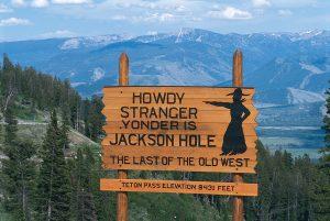 FOMC minutes Jackson Hole
