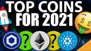 Top 5 penny cryptos