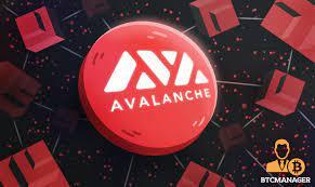 AVAX price logo