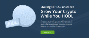 etoro ethereum staking
